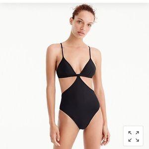 NEW J. Crew swimsuit size 0